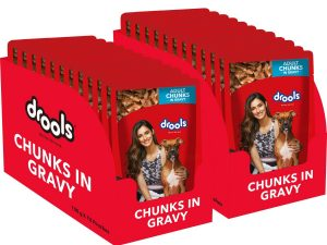 Drools Real Chicken and Liver Keema Adult 150gms each (Pack of 24)