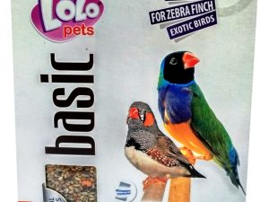 LP Finches 500 gm
