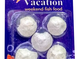 Tayo Vacation Weekend fish food (pack of 3)