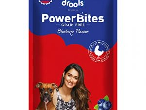 Drools Treat Power Bites Blueberry 135g