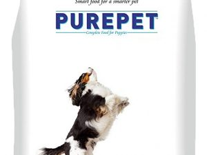 Drools Purepet Puppy Chicken and Vegetables 1.1kg