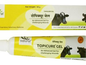 Natural Remedies Topicure Gel 50g (Pack Of 4)