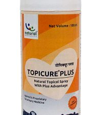 Natural Remedies Topicure Plus Spray 100ml