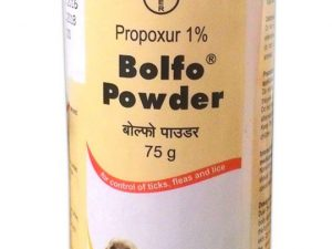Bayer Bolfo Powder 75gm