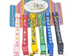 15mm Ribbon Print Collar (Rs.145 per piece)