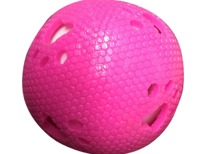 NEW PAW RUBBER CASE BALL PINK
