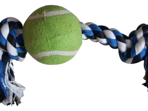 2 KNOT WITH BALL – Green