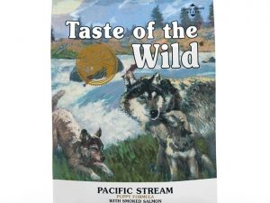Taste of the Wild Pacific Stream Smoked Salmon Puppy 12.2kg