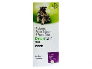 Bayer Drontal Plus Tablet (pack of 2 tablets)